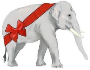 white-elephant-gift